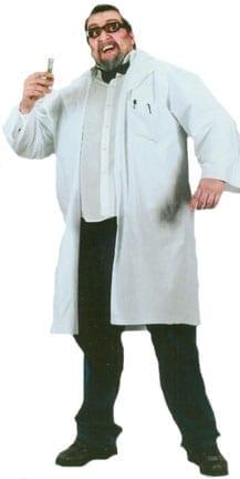 Mad Scientist Plus Size Costume-0