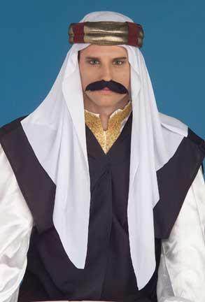 Arab Headpiece-0