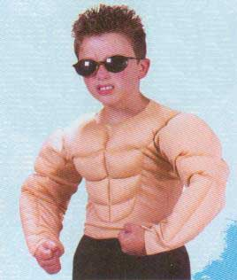 Childrens Muscle Shirt-0