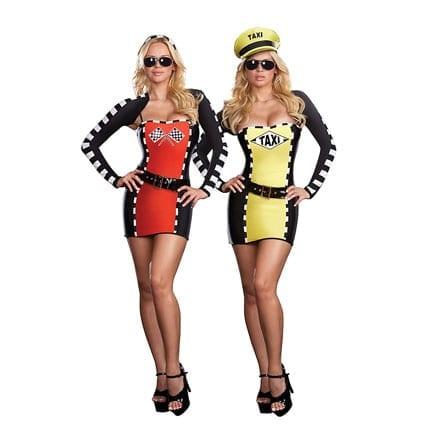 Drive Me Crazy Reversible Costume-0
