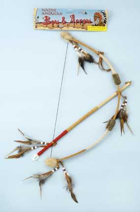 Native American Bow & Arrow-0