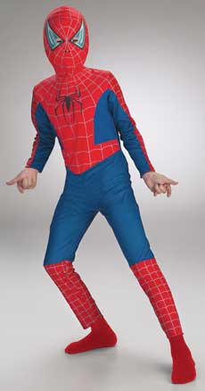 Spiderman 2 Childrens Costume-0