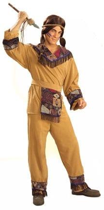 Native American Brave Costume-0