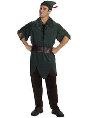 Peter Pan Adult Costume-0