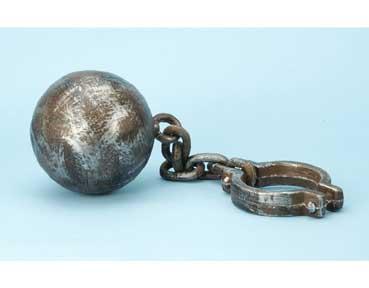 Jumbo Ball & Chain-0
