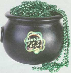 Pot O Beads - St. Patrick's Day-0