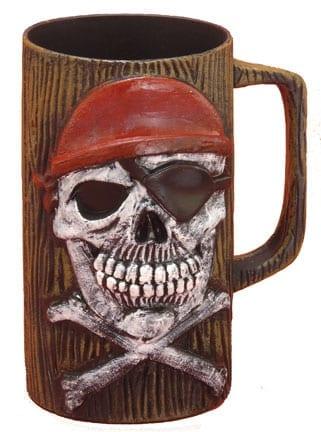Pirate Beer Mug-0