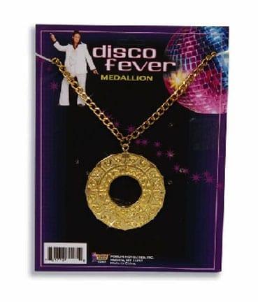 Disco Fever Medallion-0