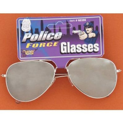 Police Mirrored Sunglasses-0