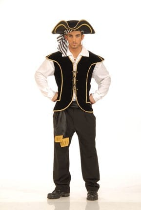Pirate Vest-Male-0