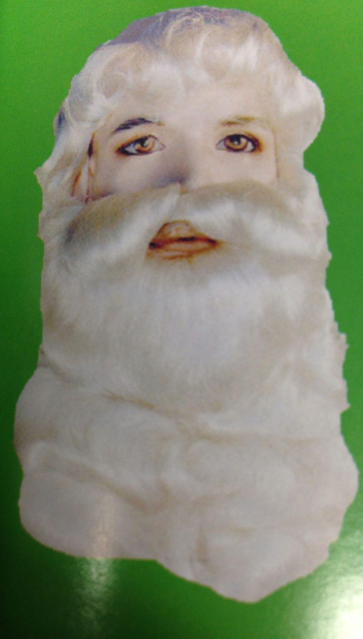 Santa Set - Deluxe Wig-0