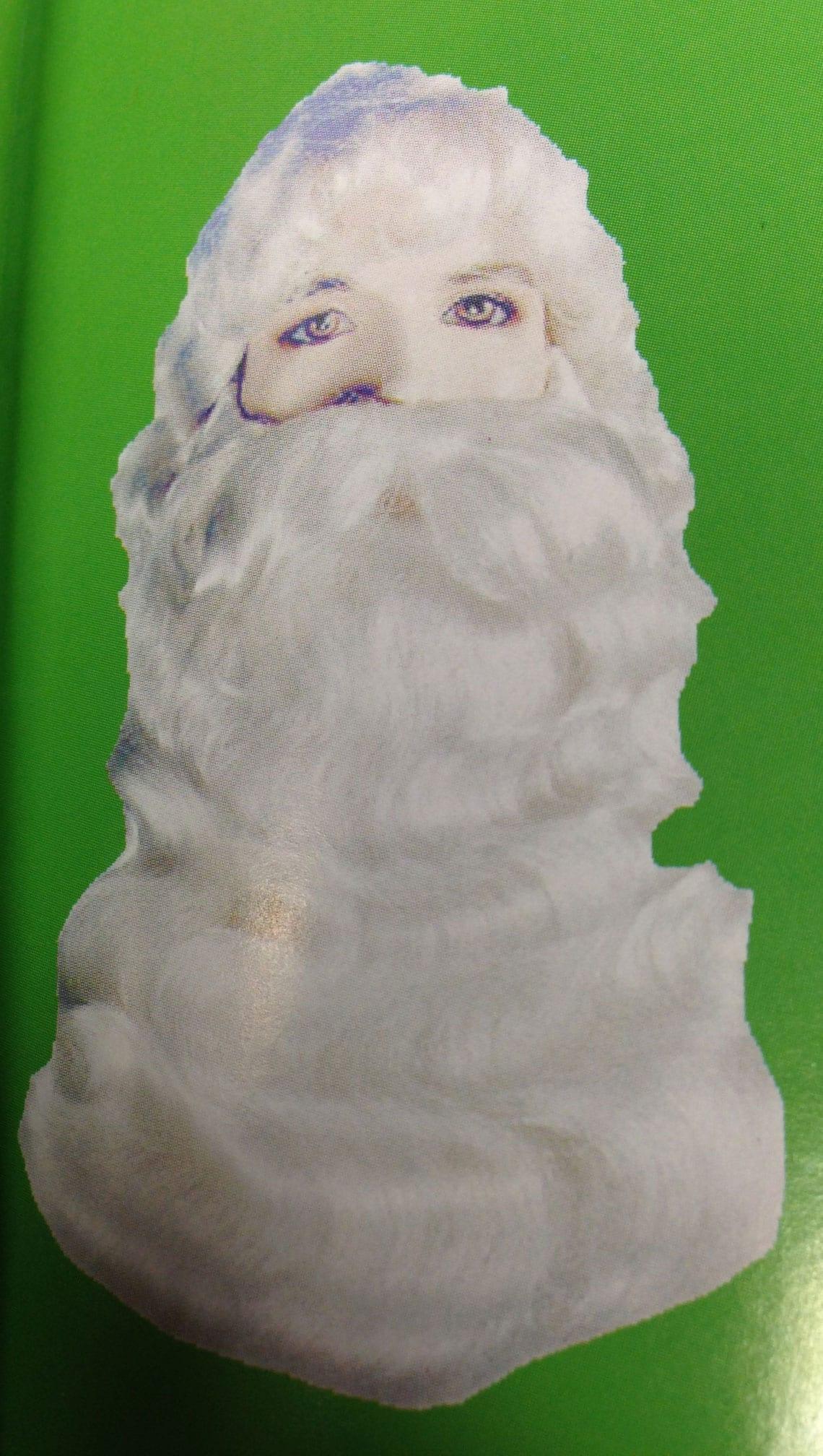 Santa Claus - Supreme Wig and Beard Set-0