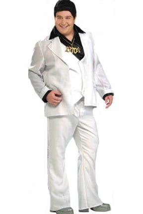 Disco Fever Plus Size Costume-0
