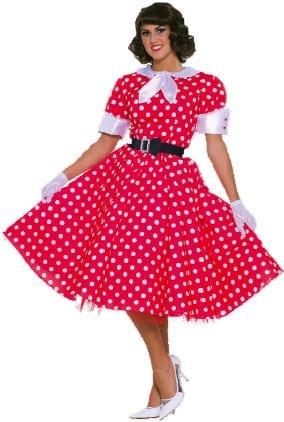 Fifties Housewife Adult Costume-0