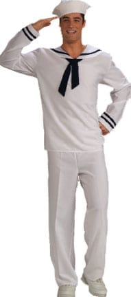 Anchors Aweigh Adult Costume-0