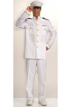 Captain Cruise Adult Costume-0
