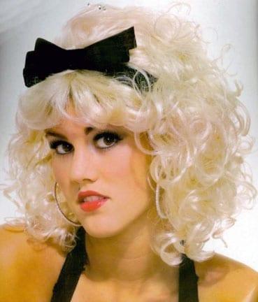 Material Girlie Wig-0