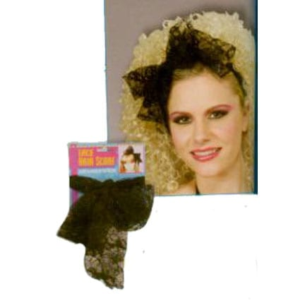 Eighties Hair Scarf-0