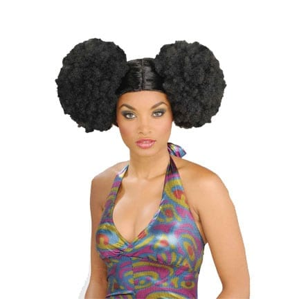 Afro Puff Wig-0