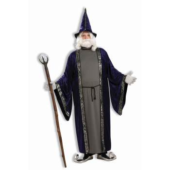 Wizard Plus Size Costume-0
