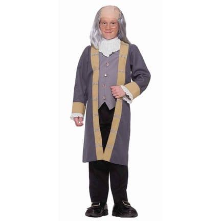 Ben Franklin Children's Costume-0
