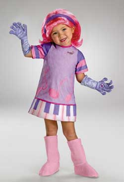 Deedee Deluxe Children Costume-0