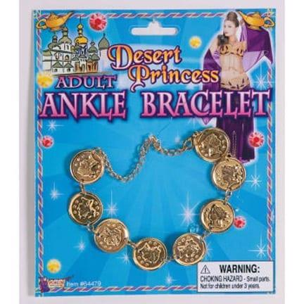 Desert Princess Ankle Bracelet-0