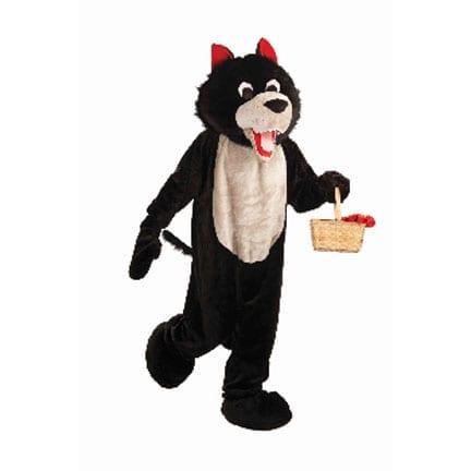 Wolf Mascot -0