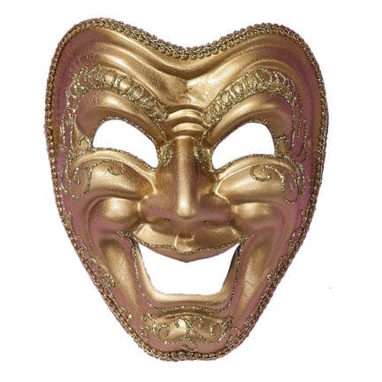 Comedy Mask-0