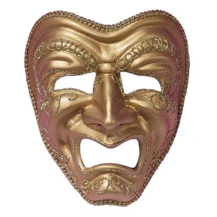 Tragedy Mask-0