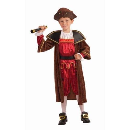 Christopher Columbus Children's Costume-0