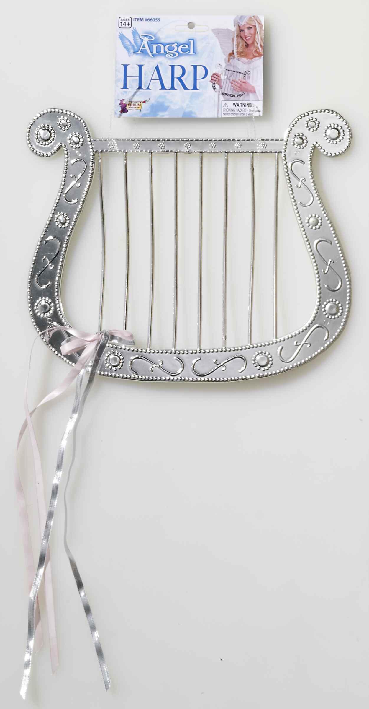 Angel Harp-0