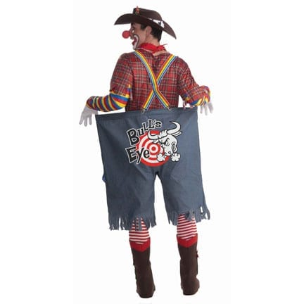 Rodeo Clown-0