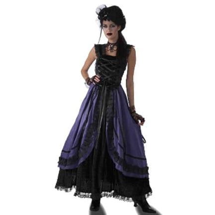 Purple Poison Dress-0