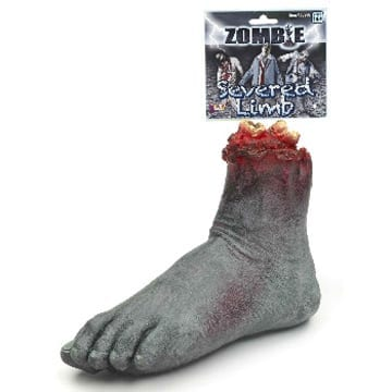 Zombie Severed Foot-0