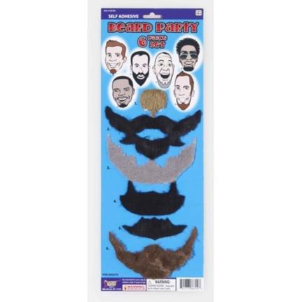Beard Party Set -0