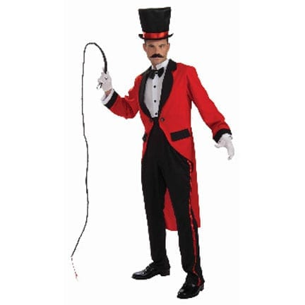 Ring Master Adult Costume-0