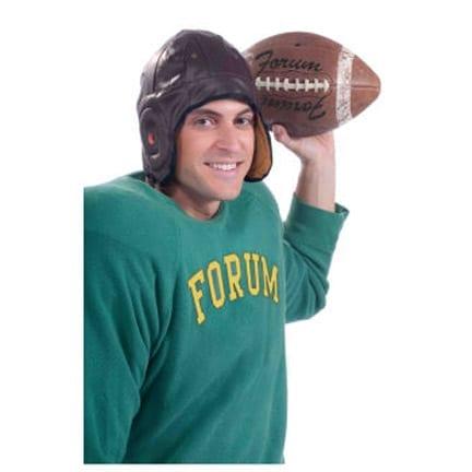 Vintage Football Helmet-0