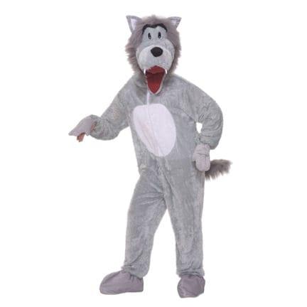 Story Book Wolf Plush Costume-0