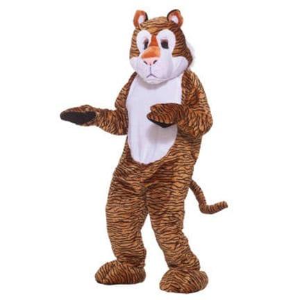 Tiger Mascot-0