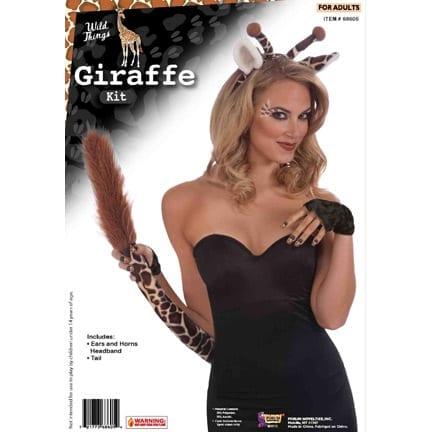 Giraffe Kit-0