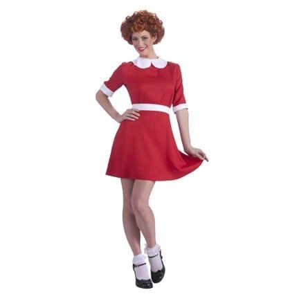 Annie Adult Costume-0