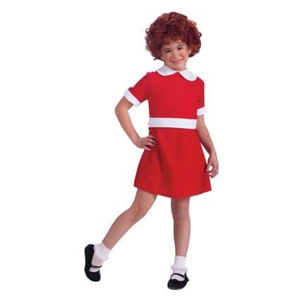 Annie Kids Costume-0