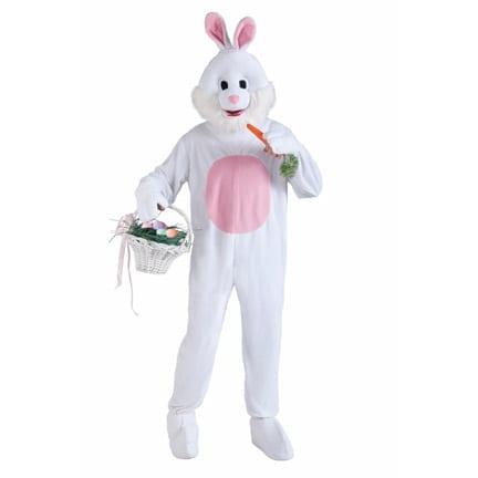 Economy Bunny Mascot-0