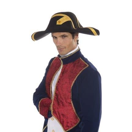 Admiral Hat - Deluxe-0