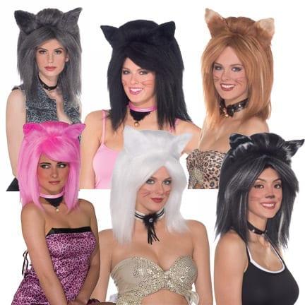 Feline Fantasy Wig-0