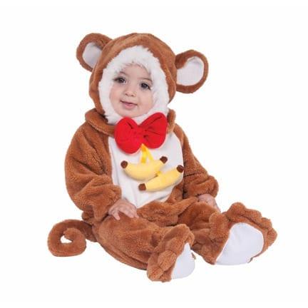 Monkey Plush Costume-0