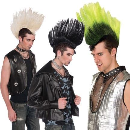 Mohawk Wig-0