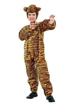 Tiger Plush Children's Costume-0
