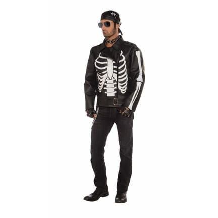 Skeleton Jacket-0